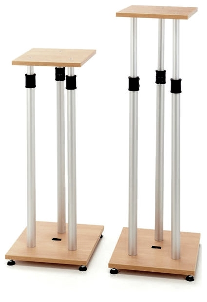 Studio Speaker Stands 80-113-SB, pair